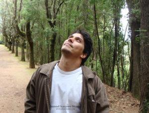 Pensando en el 2012, Cerro San José, Región de los Ríos, Chile.